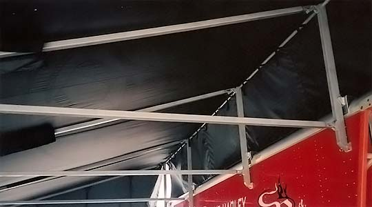 Holiday Motorsports Awnings Frame Styles Rise Above