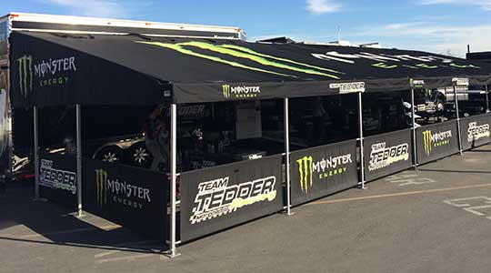 Holiday Motorsports Awnings
